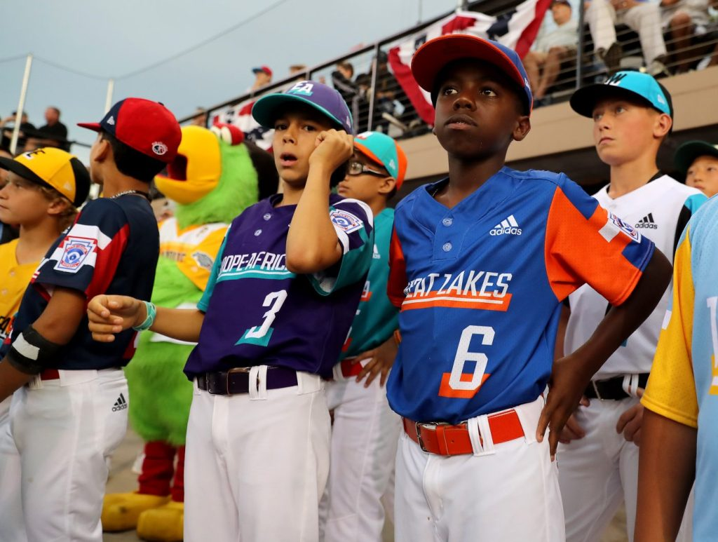 Virginia Little League Coaches Must Attend 'Antiracist' Training