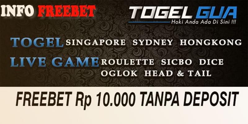 Freebet Gratis Rp 10.000 Tanpa Deposit Dari SekopPoker.com