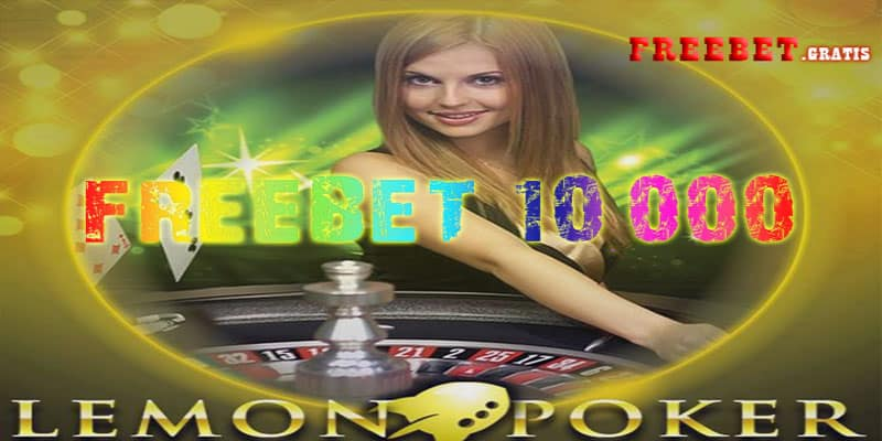 Freebet Gratis LIke dan Share 10000 Dari LemonPoker.com