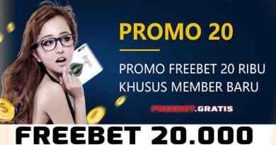 Freebet Gratis 20.000 Setiap Hari Dari IDRBET88.COM