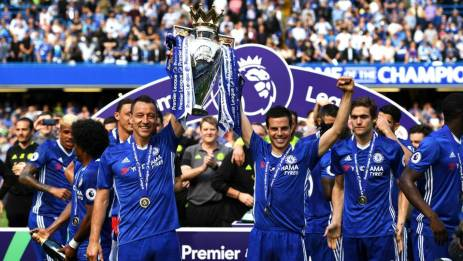 Chelsea - Winners of EPL