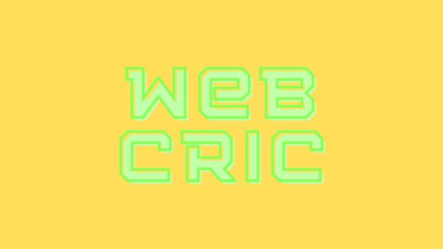 web crick live streaming site logo
