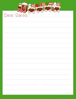 Free santa letter templates santa claus santa dots free letter to santa template spiritdancerdesigns Choice Image