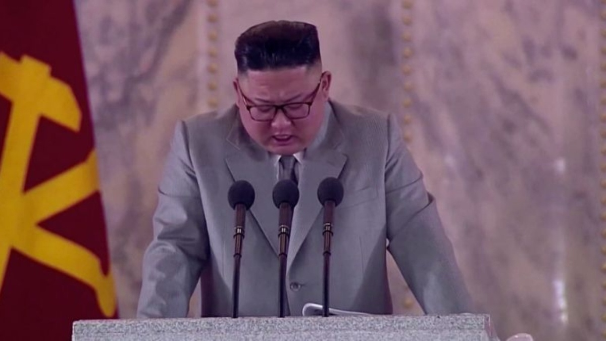Even Kim Jong-Un can say sorry to his people for his COVID-19 response failings