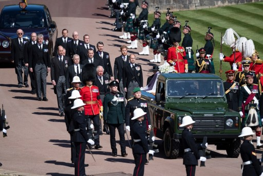 Prince Philip's Funeral Remembers a Life of Service and Dedication