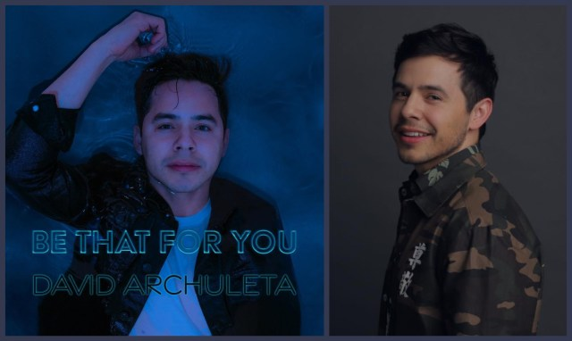 """David Archuleta Returns With """"Be That For You,"""" His First Romantic Song In Years"""
