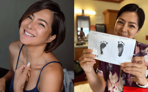 """""""Wish granted"""": At 51, Alice Dixson welcomes first child"""