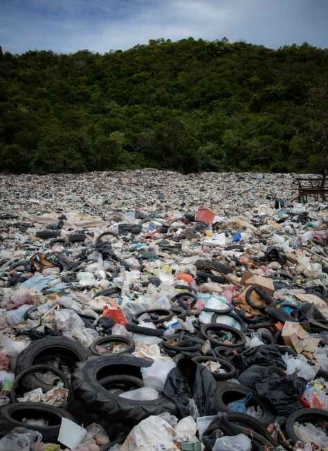 photo ofWhere You Can Donate Your Online Shopping Parcels landfill