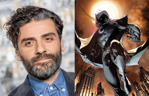 """Oscar Isaac is officially returning to Marvel as """"Moon Knight"""""""