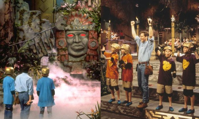 """""""Legends Of The Hidden Temple"""" Is Getting A Reboot For Adults"""