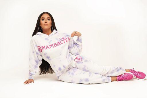 Vanessa Bryant launches 'Mambacita' clothing line to honor late daughter Gianna