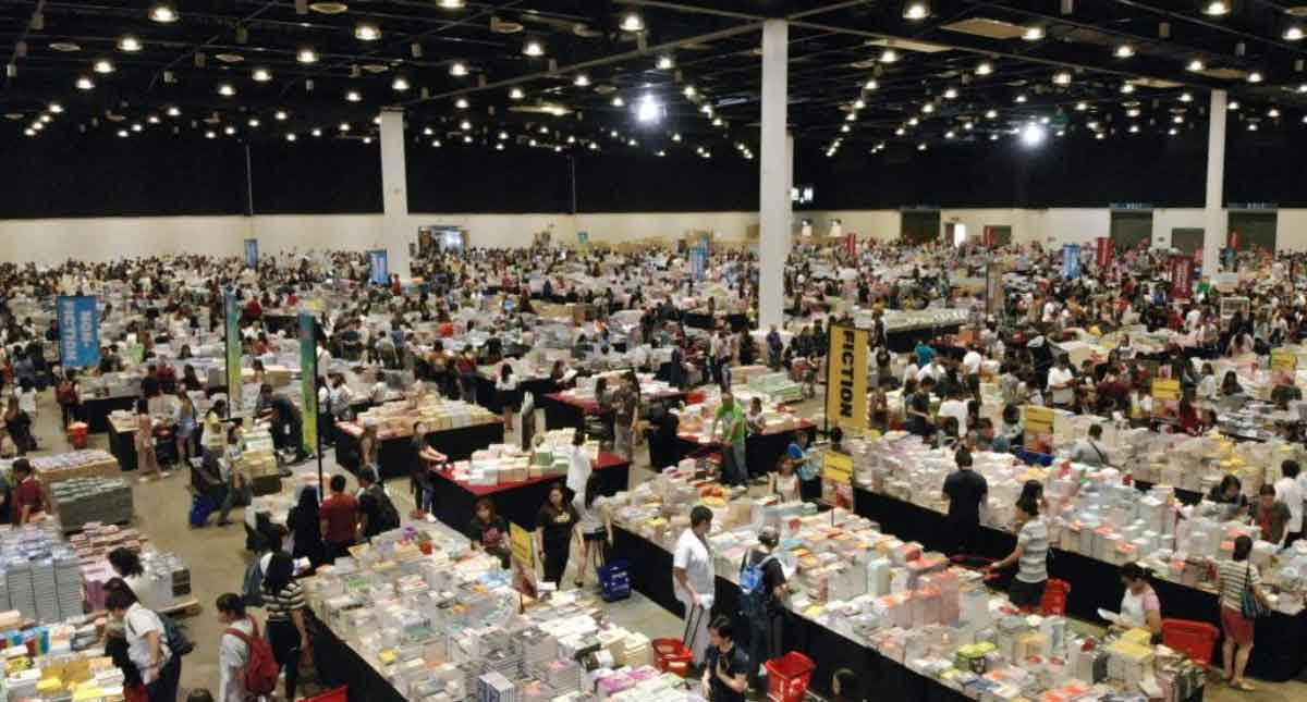 Calling all bookworms: 2021's Big Bad Wolf Book Sale will be all-online!