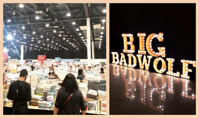 Big Bad Wolf Book Sale 2021 Update: Schedule, Online Portal, And Voucher Giveaways