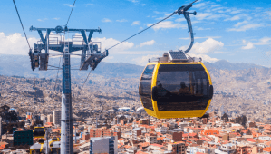 Cable cars cruising over Metro Manila? It might become a reality soon