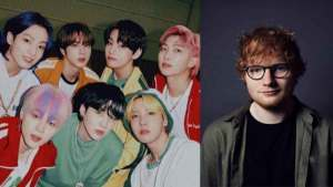 FreebieMNL - Ed Sheeran confirms another collaboration with BTS