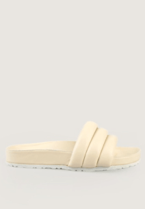 Chunky sandals are
