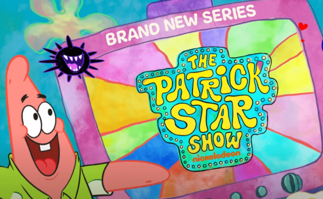 """Nickelodeon Releases First Teaser Trailer For """"The Patrick Star Show"""""""