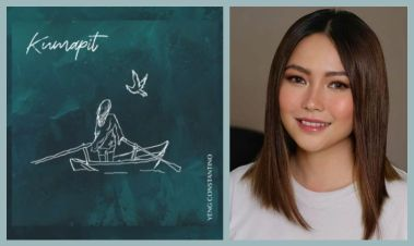 """Yeng Constantino Releases New Inspirational Single Entitled """"Kumapit"""""""