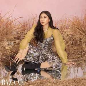 FreebieMNL - LOOK: Alex Gonzaga graces the cover of Harper Bazaar Vietnam's 10th year issue