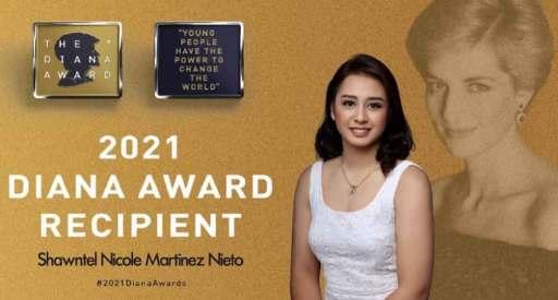 FreebieMNL - Pinay receives prestigious global award made in memory of Princess Diana