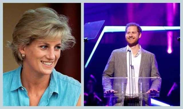 FreebieMNL - Prince Harry Honors Princess Diana At The 2021 Diana Awards