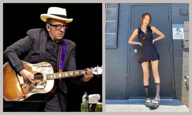 "FreebieMNL - Elvis Costello Defends Olivia Rodrigo Over ""Brutal"" Copying Claim"