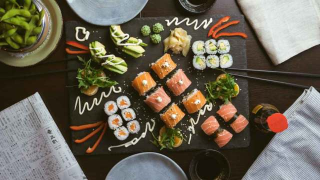 FreebieMNL - Why You Shouldn't Eat Too Much Sushi