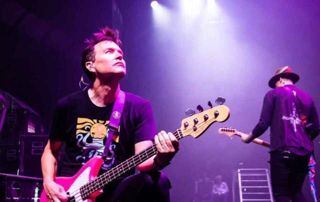FreebieMNL - Mark Hoppus Of Blink-182 Shares Post-Chemotherapy Updates After Revealing Cancer Diagnosis