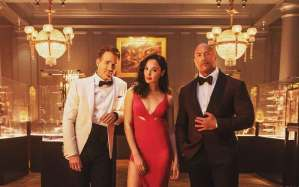 FreebieMNL - 'Red Notice' Starring Dwayne Johnson, Gal Gadot, And Ryan Reynolds Will Premiere On Netflix In November