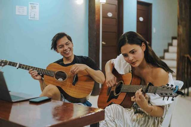 FreebieMNL - Lovi Poe And Carlo Aquino To Star In Upcoming Movie 'Seasons'