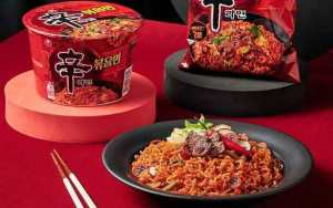 FreebieMNL - Nongshim To Launch Shin Ramyun Fried Noodles For 35th Anniversary