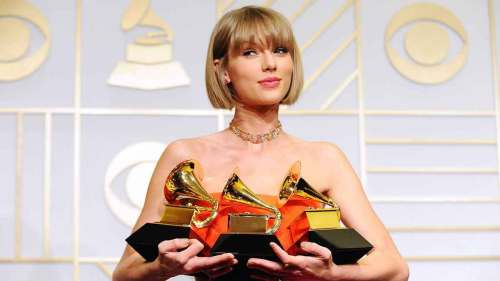 """FreebieMNL - Why did Taylor Swift pull """"Fearless (Taylor's Version)"""" from Grammys contention?"""