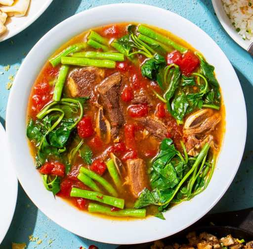 Satisfy Your Sinigang Cravings at These Restos
