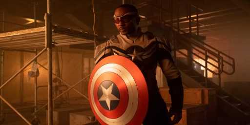 Anthony Mackie confirmed the carry the shield again in 'Captain America 4'