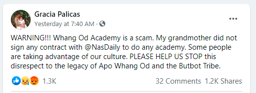 Nas Academy insists online tattoo course is legit, shows Whang-Od giving 'full consent'