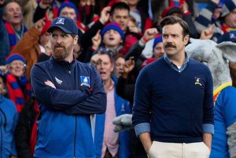 'Ted Lasso' Wins Big at the 2021 Emmys