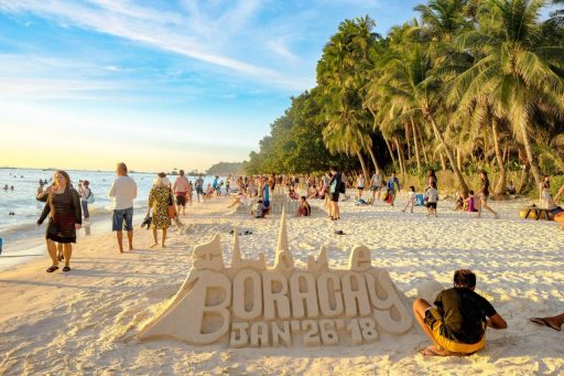 Megaworld Owner Andrew Tan Is Ready to Construct Casinos on Boracay