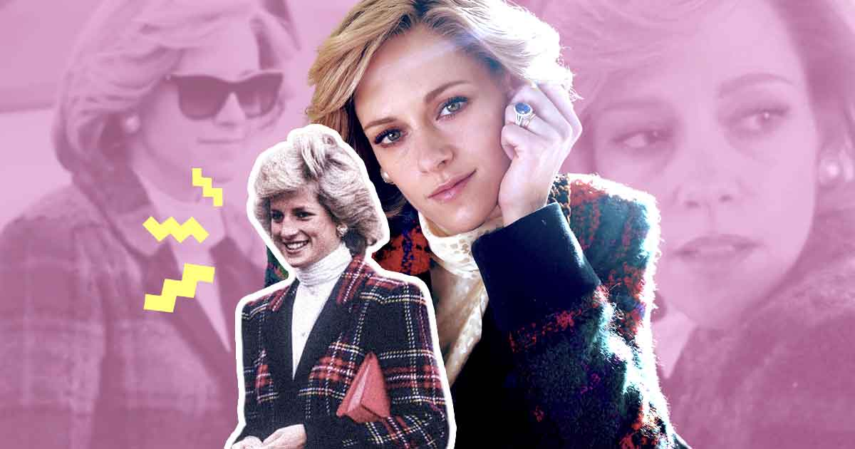 """WATCH: Kirsten Stewart nails Princess Diana's accent in new trailer for """"Spencer"""""""