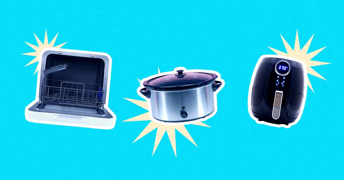 5 Kitchen Appliances That Will Make Your Life Easier