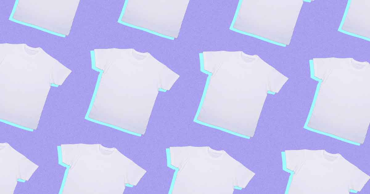 Where to buy the perfect white t-shirt