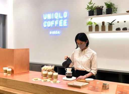 LOOK: UNIQLO just opened its first-ever cafe and it's as sophisticated as their stores