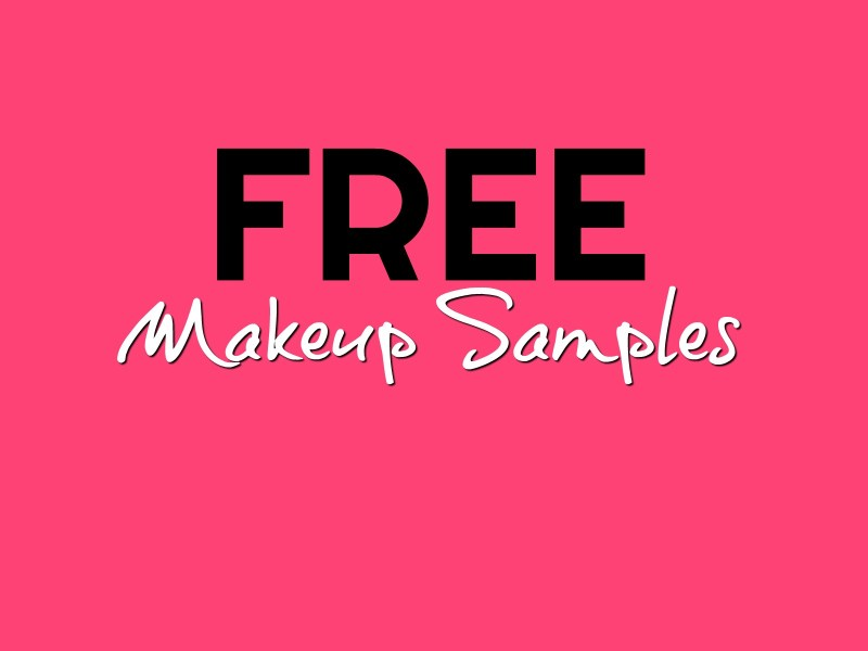 Free Makeup Samples Real Stuff
