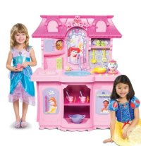Disney Princess Ultimate Fairytale Kitchen $99.00 Shipped
