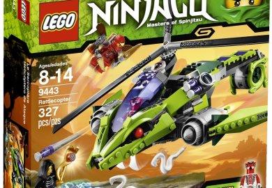 Amazon Lego Ninjago Masters Of Spinjitzu
