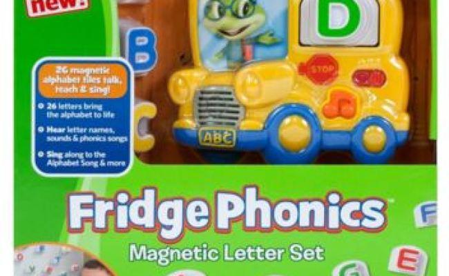 Amazon Leapfrog Fridge Phonics Magnetic Letter Set Only