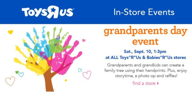Image result for grandparents day toys r us