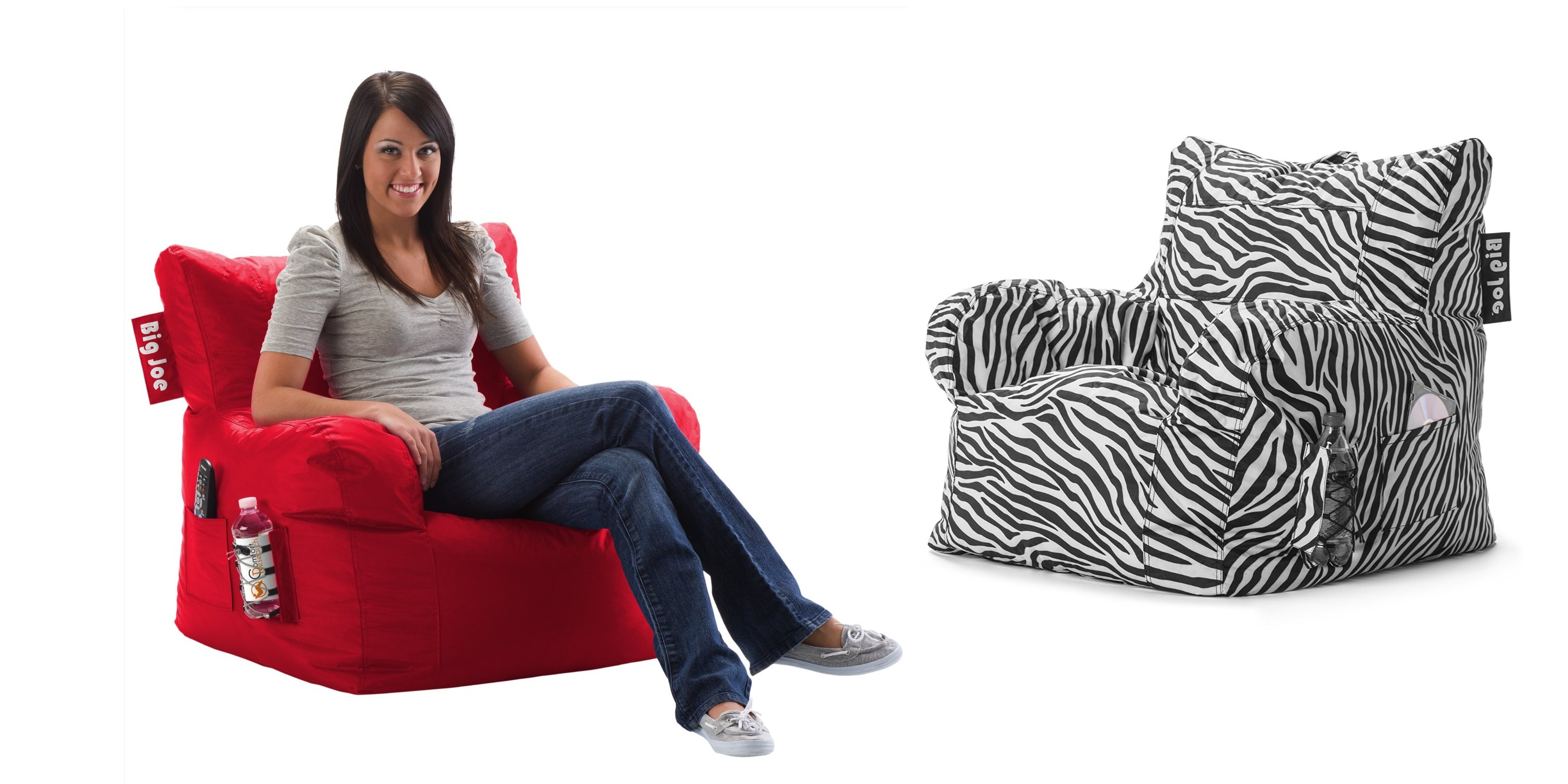 big joe chairs at target chair accessories for posture dorm bean bag only 24 88 freebies2deals