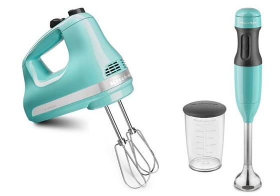 KitchenAid Hand Mixer Or Immersion Blender As Low As 24