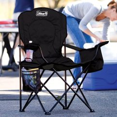 Coleman Cooler Quad Chair Target Zeus Thunder Ultimate Gaming Systems Oversized With 18 25