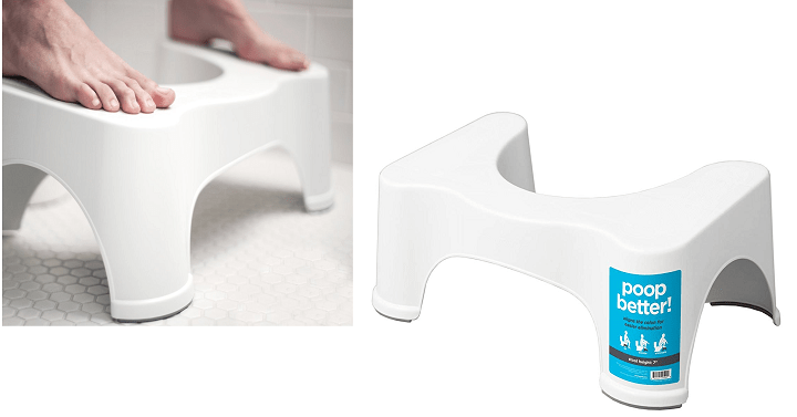 Prime Members: Squatty Potty 7 Inch Stool Only $14.99 ...